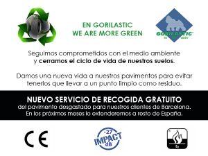 Nuevo servicio de recogida para renovar tus suelos
